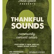 Thankful Sounds at 3rd Space